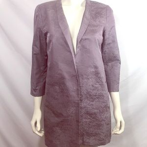 Eileen Fisher silk jacket, size PM NWT